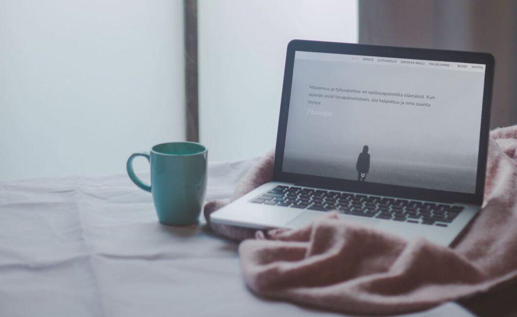 Dissociation.fi on traumaselviytyjien web-sivu